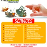 Knockout Pest Services | bed bugs control in Castlemaine