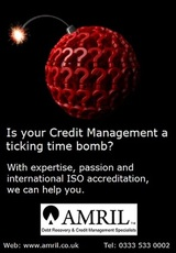 Amril Debt Recovery & Credit Management Amril Ltd - Debt Recovery & Credit Management Specialists 3rd Floor, Queensbury House, 106 Queens Road