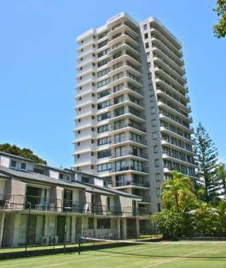 Anacapri Surfers Paradise Apartments