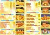 Pricelists of Top Fryer's Fish Bar VI - Fish & Chips Shirley