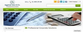 Chartered Accountant & CA Service in India Acvindia