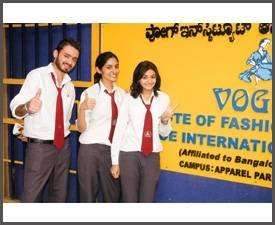 6 Of 14 Photos Pictures View Vogue Institute Of Fashion Technology Profile Photos Bangalore