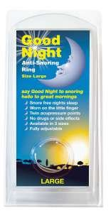 Good Night Anti-Snoring Ring Level 2