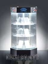 Acrylic advertising promotional Stands  Material
