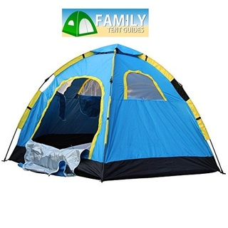 Family Tent Guides