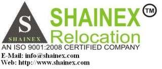 Shainex Packers and Movers | Relocation Sevices | Movers Packers | Packing & Moving