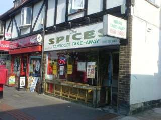 The Spices Indian Takeaway
