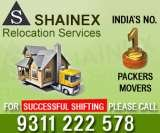 Shainex Packers and Movers | Packing & Moving | Movers Packers | Relocation Company In India, Dwarka, New Delhi