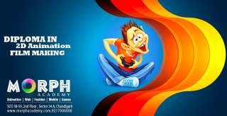 Morph Academy-Animation institute in Chandigarh