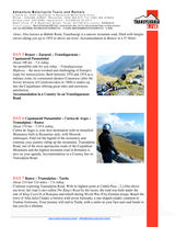Menus & Prices, Adventure Motorcycle Tours and Rentals, Turda