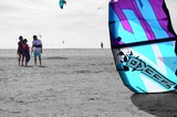 beginner kiteboarding lesson Tarifa