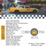 China Taxi Motel | Motel to airport taxi Buffalo