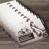 Profile Photos of Leaflets Printing Services in London - Rapid Printing