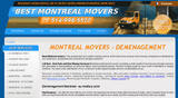 Pricelists of Montreal Easy Moving