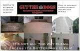 Gutterdogs Roof & exterior cleaning 3511 pinevale ave.