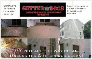 Gutterdogs Roof & exterior cleaning