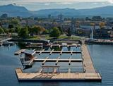 Profile Photos of Downtown Marina Kelowna