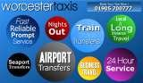 Worcester Taxis - 01905 700777