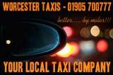 Profile Photos of Worcester Taxis