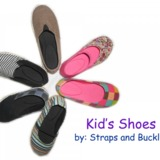 Straps and Buckles Shoe Manufacturing
