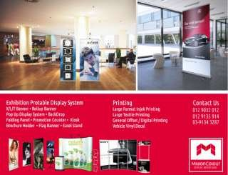 MillionColour Display System Supply in Malaysia & Singapore