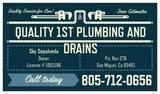 Profile Photos of Quality 1st Plumbing And Drains