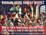 Our events of Russian House of Austin