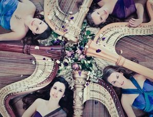 We work with a range of artists, including Girls and Harps, a  Hart Quartet from Middlesex, who are bound to bring elegance to any event. Contraband Arsists - just a few of the wide range! of Contraband International 47-50 Margaret Street - Photo 13 of 14