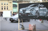 Contraband has recently worked with Performance Communications to create an innovative promotion for Alfa Romeo, launching the New Giuletta car into the UK
