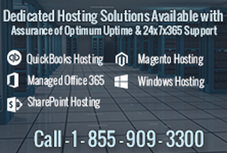 QuickBooks, SharePoint Cloud Hosting Services : Techarex Networks