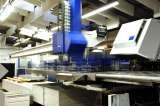 Trumpf CNC punching machine for rapid profiling of sheet metal at Hydram