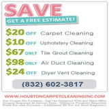 Houston Upholstery Cleaning INC