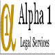 Profile Photos of Alpha 1 Legal Services