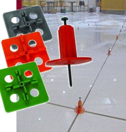 ATR Tile Leveling Alignment System Start-up Kit. 2 Part System with (Re-Usable) Spindle and Spacer. Profile Photos of Flooring Supply Shop 5047 W Jefferson Blvd - Photo 2 of 5