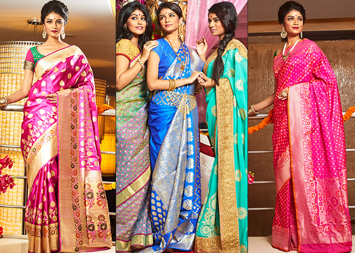 2149a553d95b4 2 of 2 Photos   Pictures – View Indian Silk House Agencies LATEST ...