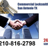 Commercial Locksmith in San Antonio TX