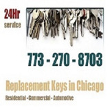 Chicago Replacement Keys