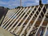 Traditional pitched roof