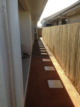 Paving Path for Side of House