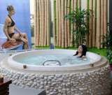 Free Jacuzzi at Spa