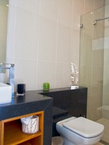 Laundry Tiling Job in Gosford
