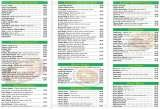 Pricelists of Golden Tiger Indian Restaurant