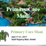 Primary care cme conferences