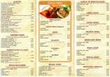 Pricelists of Bengal Spice Indian Restaurant
