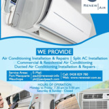 Renew Air  | Residential air conditioning specialists Port Macquarie