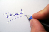 Profile Photos of Search whether a relative registered a Will in France.