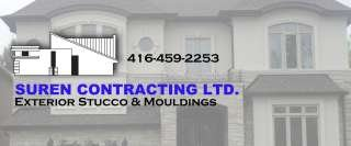 Suren Contracting Ltd. ( Exterior Stucco Specialist )