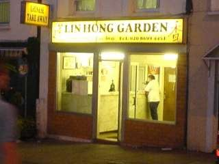 Lin Hong Garden Chinese Takeaway