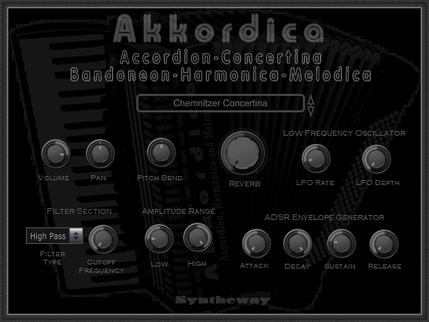 VST VST3 Audio Units Plugins Instruments and Fx of Syntheway Virtual Musical Instruments. VST, VST3, Audio Units Plugins Street - Photo 5 of 24