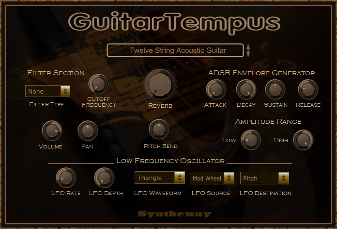 VST VST3 Audio Units Plugins Instruments and Fx of Syntheway Virtual Musical Instruments. VST, VST3, Audio Units Plugins Street - Photo 10 of 24